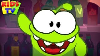 Dream Job : Waiter - Om Nom Stories | Kids Cartoon Videos - Kids TV