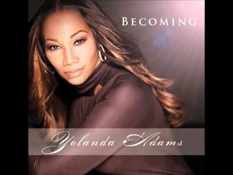 """Yolanda Adams New CD """"BECOMING"""" Available in stores now!!!!"""