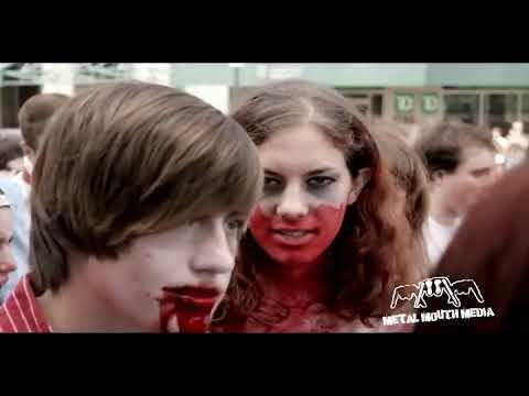 Halifax Zombie Walk 2011  Metal Mouth Media
