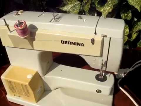 Swiss Electric Bernina Sewing Machine Model 40 Vintage Spare Interesting Bernina Sewing Machine Problems Solutions