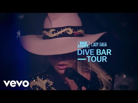 Lady Gaga - A-YO (Live From The Bud Light x Lady Gaga Dive Bar Tour - Nashville/2016)