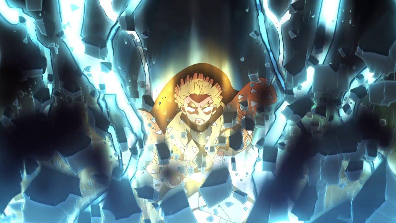 Zenitsu   Phích Lịch Nhất Thiểm: Lục Liên   Demon Slayer    Kimetsu no Yaiba