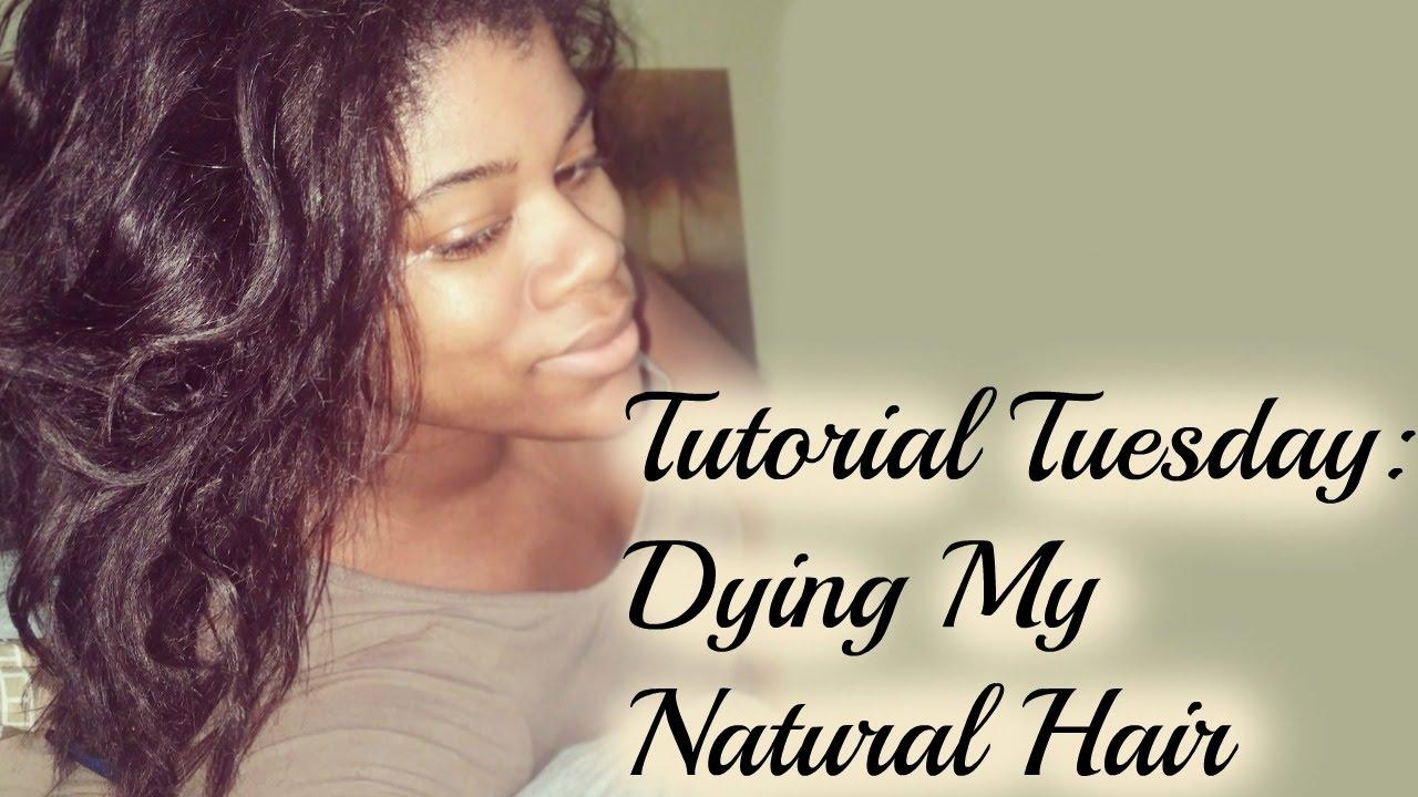 Natural Hair Dye One39n39Only Argan Oil Medium Red Brown  YouTube