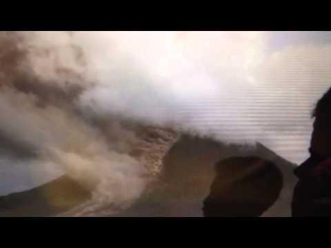 BREAKING: Mount Sinabung Erupts Again