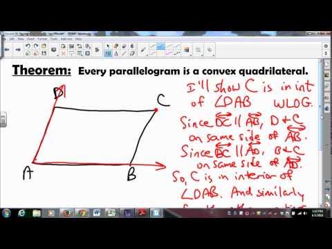 MATH335 SUNYGeneseo Neutral Geometry 12 Quadrilaterals