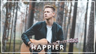 Marshmello ft. Bastille - Happier | Acoustic cover by Daniel Josefson