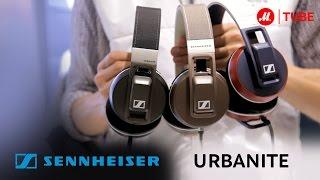 Эксклюзивный репортаж с IFA 2015 для «М.Видео»: наушники Sennheiser Urbanite и Urbanite XL