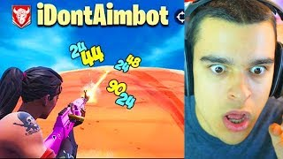 HUMILLAN A HACKER DE FORTNITE - AlphaSniper97