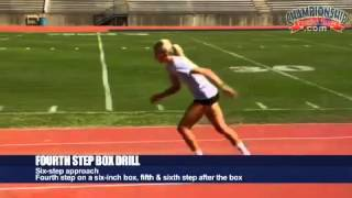 Becoming a Champion: Long Jump for Girls' Track & Field