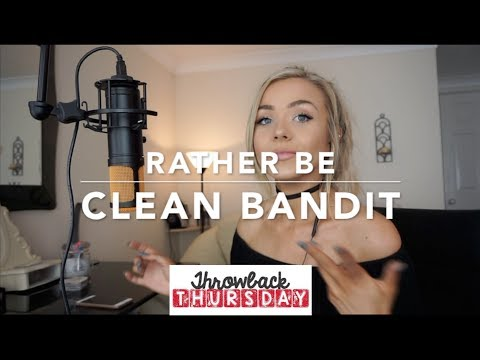 Clean Bandit - Rather Be | Cover