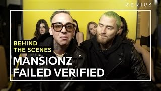 "Mansionz (Mike Posner & blackbear) ""stfu"" Failed Verified 