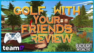 Golf With Your Friends Review - Duck! (Video Game Video Review)