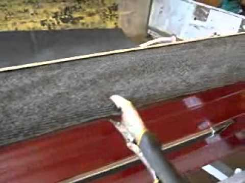 Restoration 1981 Sea Nymph aluminum boat part 7 (Replacing ...