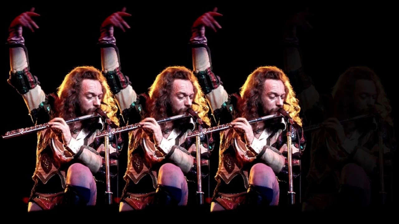 Jethro Tull By Ian Anderson Tour