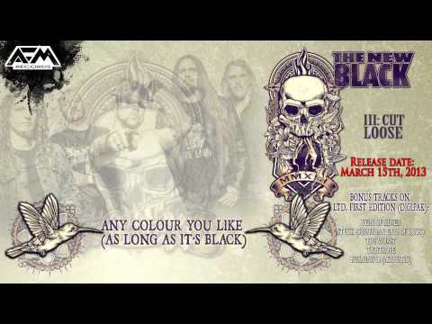 THE NEW BLACK - III: Cut Loose (2013) // Album Trailer // AFM Records