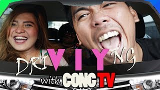 MAY UMAMIN NA NAKA AUTOLIKES!!!   driVIYng with CongTV ft RogerRaker