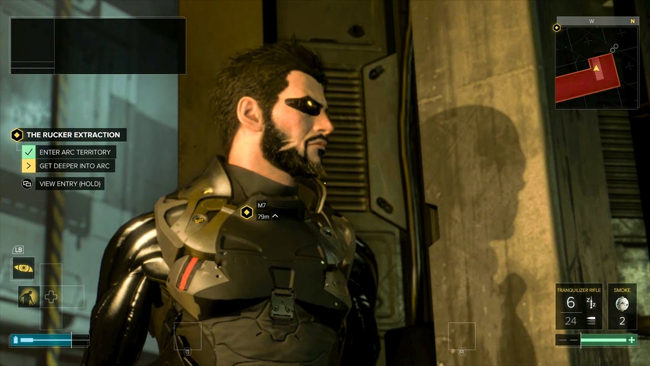 Deus Ex Mankind Divided: Hands-On Preview