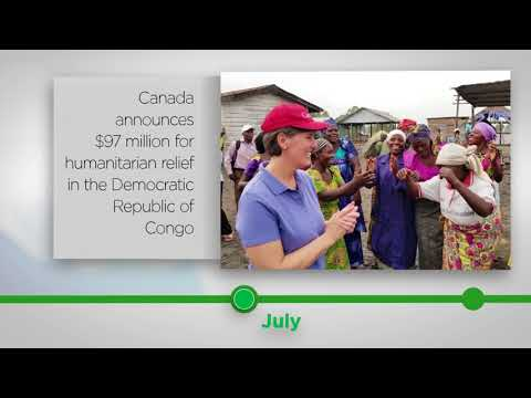 2017 - Humanitarian Assistance