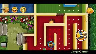 Robbery Bob - Bonus Chapter (Challenge) Level 2 Gameplay Video