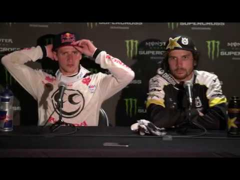 450SX Post Race Press Conference - Oakland - Race Day LIVE 2