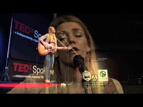 The Answer (Performance) | Natalie Gelman | TEDxSpokane