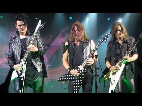 HELLOWEEN - Heavy Metal (Is The Law) (Moscow 07.04.18 Pumpkins United Tour)
