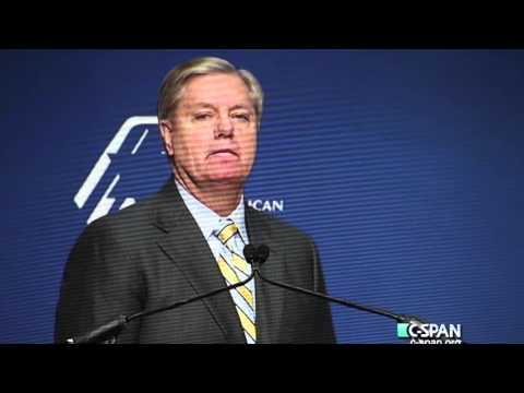 Lindsey Graham Blasts Ted Cruz at DC Event | TheBlaze