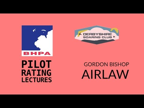 BHPA Pilot rating - Airlaw