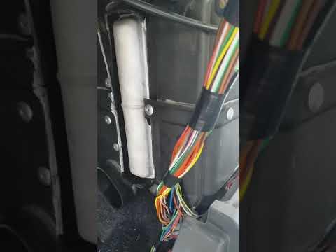 Замена радиатора отопления УАЗ Патриот 3163