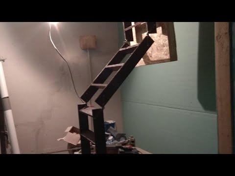 Лестница на чердак без лишних затрат