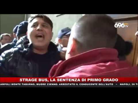 DIRETTA TV Strage Bus: Assolto Ad di Autostrade, la rabbia dei familiari delle vittime