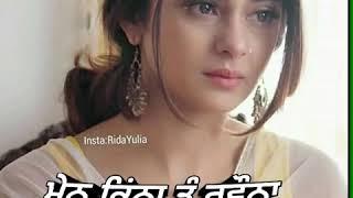 Bus tu hai mera status full HD Ladi Singh New punjabi song status geetmp4