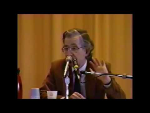 Noam Chomsky - Is the U.S. For or Against Democracy?