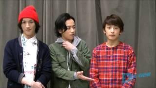 ミュージカル『薄桜鬼』藤堂平助 篇(1/10~12@京都劇場、1/17~25@...
