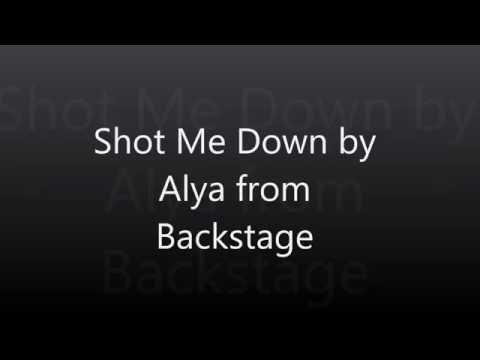 Shot Me Down by Alya from Backstage on Disney Channel