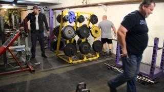 мельница 46.7 кг + 45 кг ! дружеская встреча )