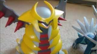 Pokemon Figure Movie: Zekrom and Reshiram