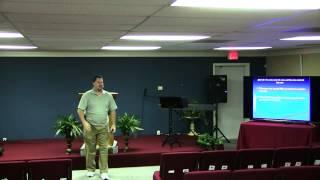 Pastor Byrum John Chapter 1