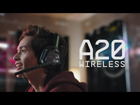 ASTRO A20 EXPERIENCE  ASTRO Gaming A20 Wireless Headset