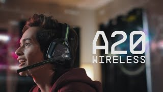 ASTRO A20 EXPERIENCE || ASTRO Gaming A20 Wireless Headset
