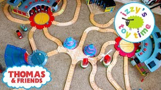 THOMAS SHED CHALLENGE! Thomas and Friends with Brio | Thomas Train Fun Toy Trains for Kids