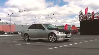 Тест драйв LEXUS IS200