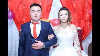 Ролик свадьбы Ильяс и Зулайка - Лучшая пара январь 2019