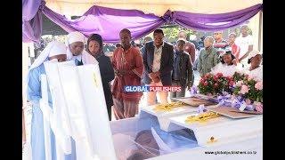 MAJONZI YATAWALA: Kuagwa kwa Maria na Consolata Leo