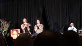 Jared's beanie - DallasCon 2016