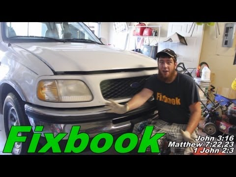 "Radiator Remove & Replace ""How to"" Ford F150"
