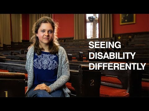 Seeing disability differently