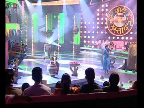 Aishwarya majmudar_Chhote Ustaad Episode 16