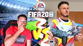 FIFA 20 UNBOXING amp EPIC GAMEPLAY   BILLY WINGROVE VS JEREMY LYNCH