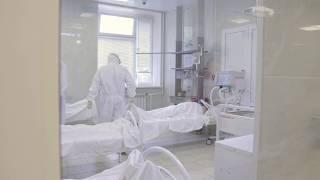 Так работают в COVID-реанимации липецкой инфекционной больнице
